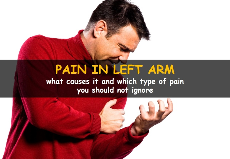 Ache in left arm that you should not ignore