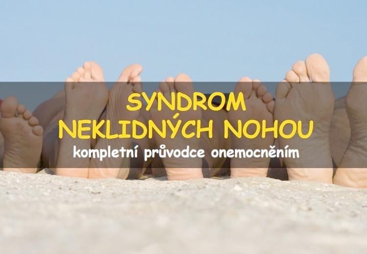 Syndrom neklidných nohou: průvodce onemocněním