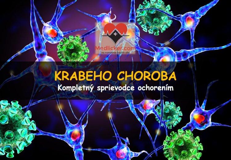 Krabbeho choroba