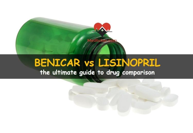 Benicar vs Lisinopril