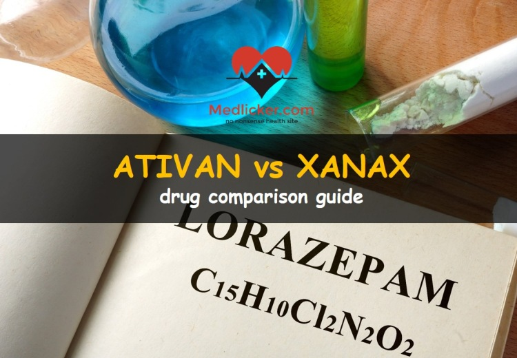 ativan other names