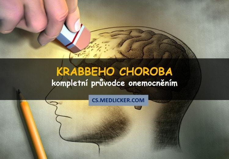 Co je Krabbeho nemoc?