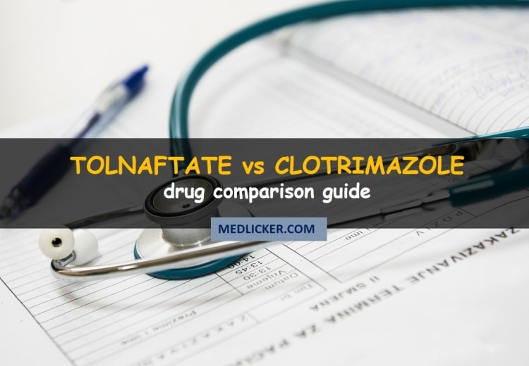 Tolnaftate vs Clotrimazole