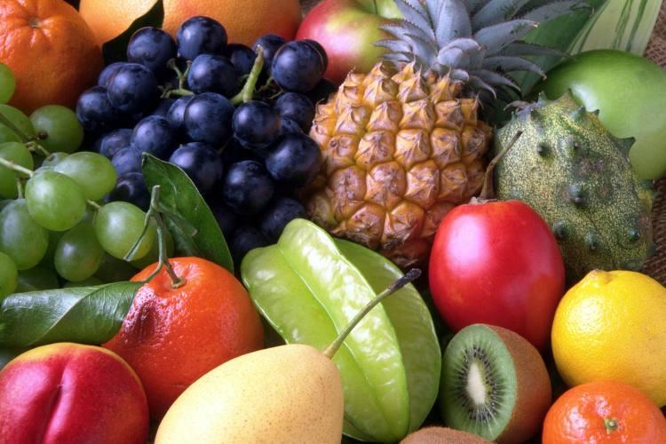 Ovoce jako bohatý zdroj vlákniny