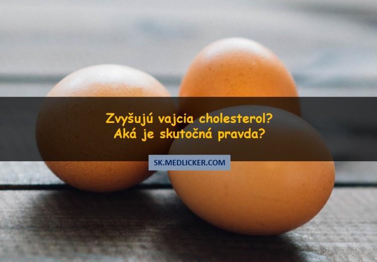 Pravda o vajciach a cholesterole: Koľko vajec môžete denne zjesť bez toho, aby to malo negatívny vplyv na vaše zdravie?