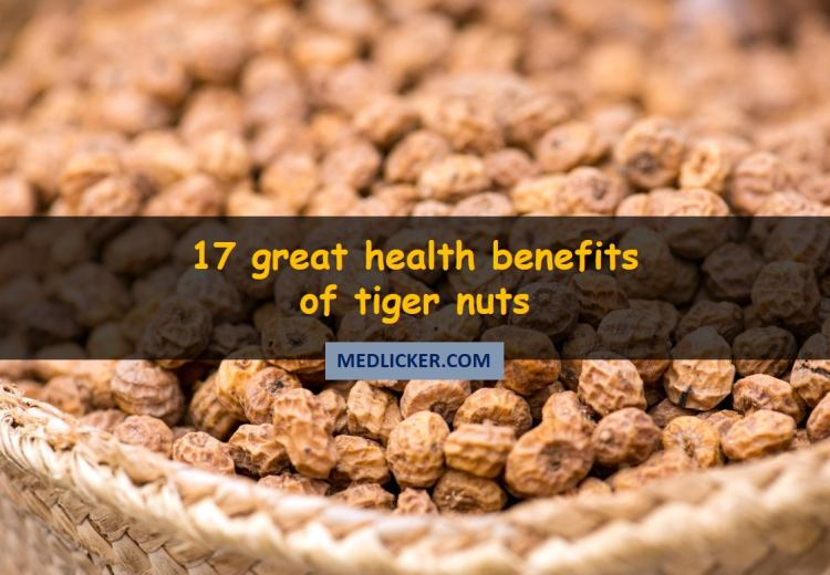 17 Great Benefits of Tiger Nuts