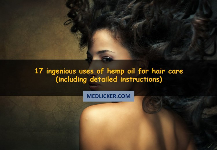 How to Use Hemp Oil for Hair