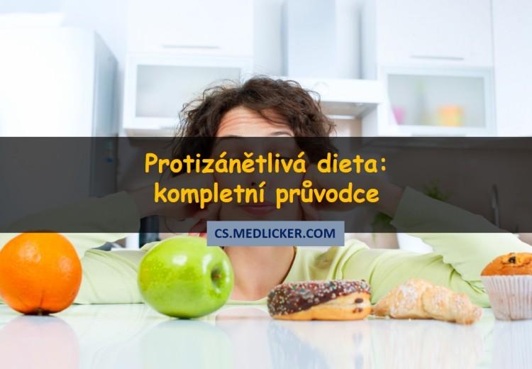 Protizánětlivá dieta: vše co potřebujete vědět