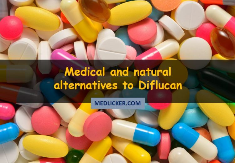Diflucan alternatives (medical and natural ones)