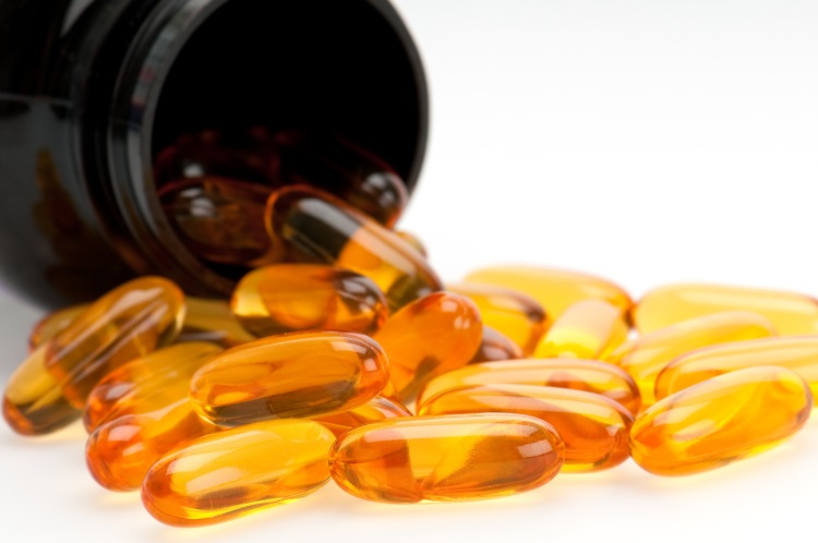 Potravinové doplňky s omega 3 mastnými kyselinami