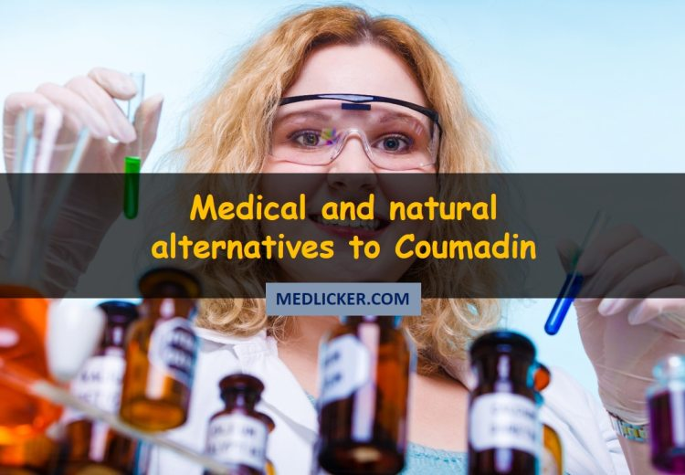 Alternatives to Coumadin: the ultimate guide