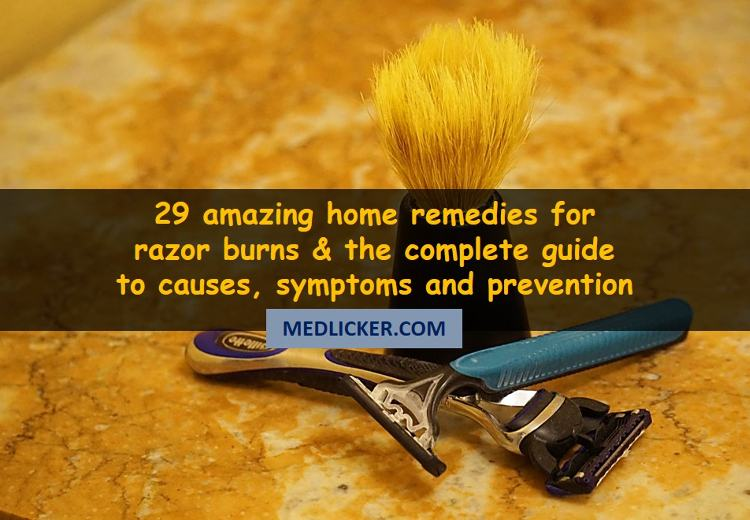 How to treat and avoid razor burns: the ultimate guide