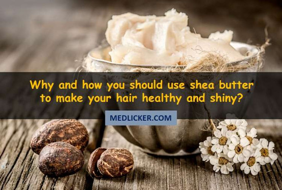 Shea Butter for Hair Growth - Yes Or No?